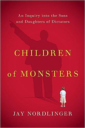Nordlinger – Children of Monsters