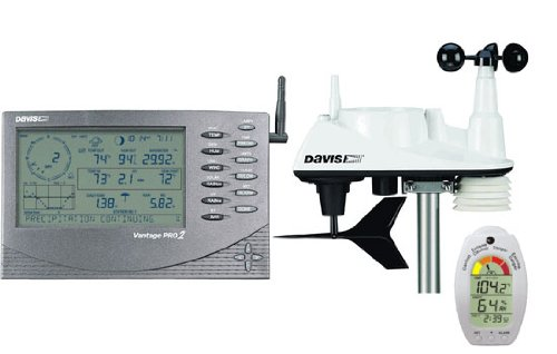 Davis Instruments 6251 Vantage Vue Wireless Weather Station
