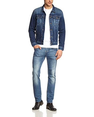 Pepe Jeans London Cazadora Vaquera Basics Pc Denim