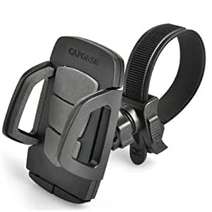 Capdase Universal Bike Bicycle Mount Holder For Smartphones iPhone4/4S/5 Sumsung I9300/Galaxy S4/S3/S2 BlackBerry GPS HTC Nokia NEW By YiTao Deal