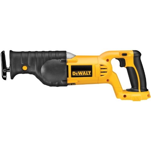 Bare-Tool DEWALT DC385B  18-Volt Cordless Reciprocating Saw (Tool Only, No Battery)