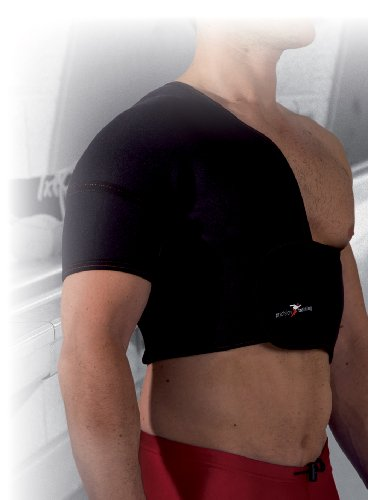 Precision Training Neoprene Half Shoulder Support (Right)