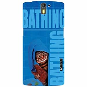 Oneplus One A0001 Back Cover - Bathing Designer Cases