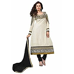 Ashika New Indian Traditional Salwar Suit Dupatta (Unstitched) Dress Material (8556)