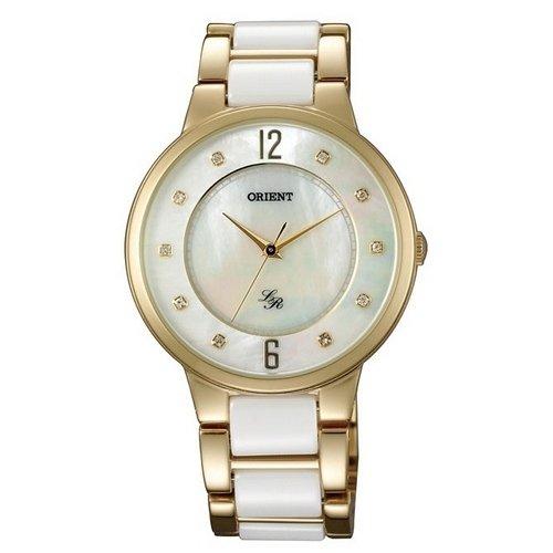 Watch Orient Lady Rose Qc0j004w Women´s White