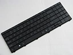 Brand New Replacement Keyboard ( Black ) for Gateway NV-7921 Laptop / Notebook PC Computer [ Merchant & Seller: Micro_Power_Source ( MPS ) ]