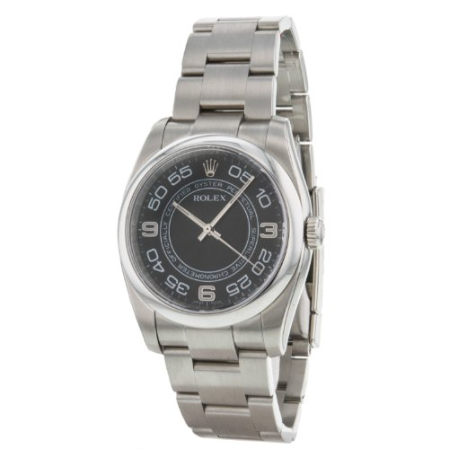 Rolex Oyster Perpetual 116000 Domed bezel Stainless Steel Men's Watch