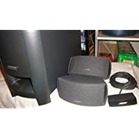 Bose CineMate Digital 2.1 Channel Home Theater Speaker System - New Open Box<br />