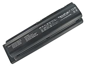 HP KS524AA Laptop Battery - New TechFuel Professional 12-cell, Li-ion Battery