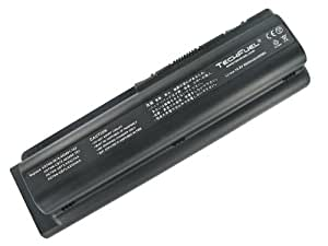 HP 513775-001 Laptop Battery - New TechFuel Professional 12-cell, Li-ion Battery