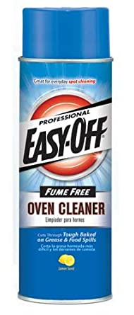 Professional Easy-Off, Oven Cleaner Aerosol, 24 Ounces (Case of 6)