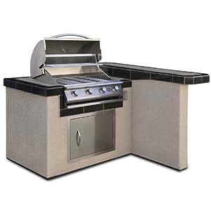 ... Door/4-Feet Base : Outdoor Kitchen Appliances : Patio, Lawn & Garden