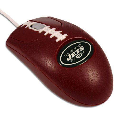 NFL New York Jets Pro Grip Mouse at Amazon.com