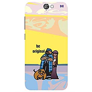 Be Original - Mobile Back Case Cover For HTC One A9