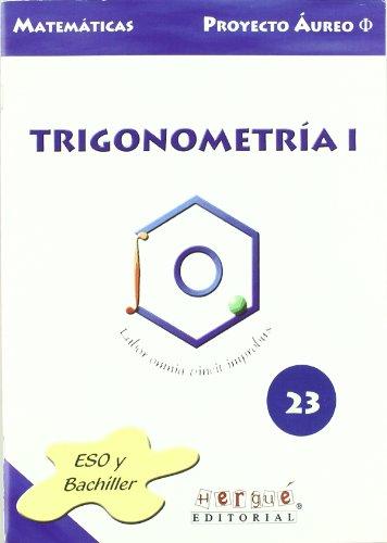 Trigonometría I (Spanish Edition)