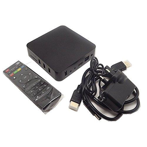 easybuyeur TV KODI HD 4K MXQ Quad Core Android TV Box Fully Loaded XBMC Free Sports Movies