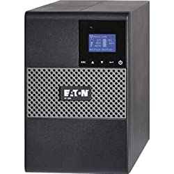 Eaton 5P750 5P Tower UPS 750VA TOWER LCD 120V 750 VA/600 WTower 0.07 Hour Full Load - 8 x NEMA 5-15R