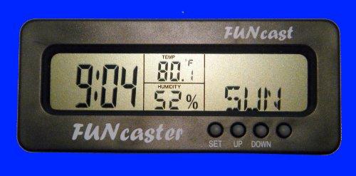 Golf Cart Clock Funcaster Weather Predicting Clock