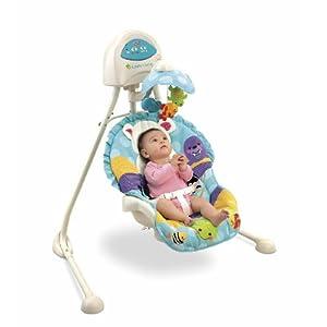 Baby swing outdoor for Baby garden swing amazon