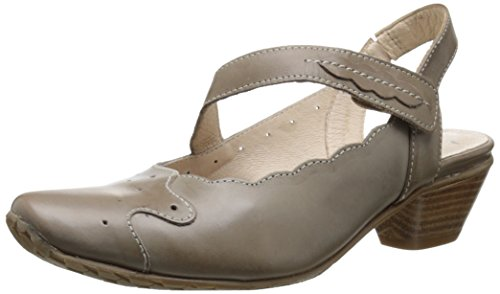 Fidji Women's V619 Dress Pump, Grey, 39 EU/9 M US (Fidji 39 compare prices)