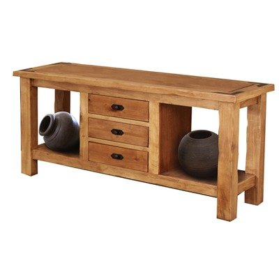Cheap Artisan Home Furniture Lodge Console Table (LHR100CONS)