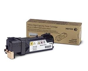Original Xerox (106R01454) 2500 Yield Yellow Toner Cartridge - Retail