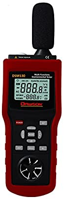 Dawson Tools DSM130 Multi-Functional Environmental Tester