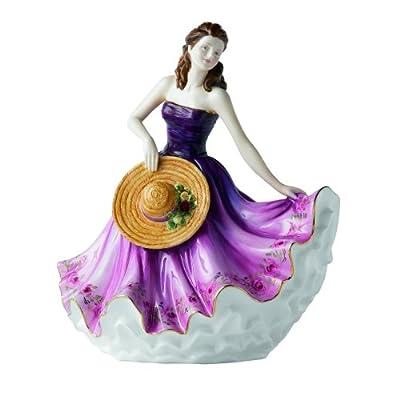 Royal Doulton Pretty Ladies Carolyn Figurine [Kitchen] by Royal Doulton