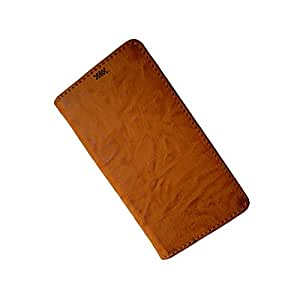 i-KitPit PU Leather Flip Case for LG G2 (D802) (BROWN)