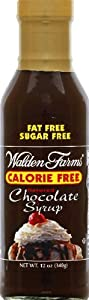 Walden Farms Calorie Free Chocolate Syrup -- 12 fl oz