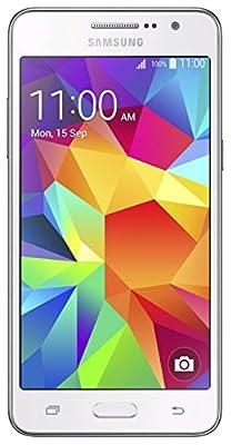 Samsung Galaxy Grand Prime G531M Unlocked GSM 4G LTE Quad-Core Smartphone w/ 8MP Camera - White