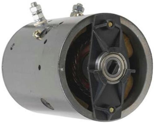 New 12V Ccw Electric Pump Motor Mte Hydraulics W-8935 46-2042 Mdy6203 Mdy6203S