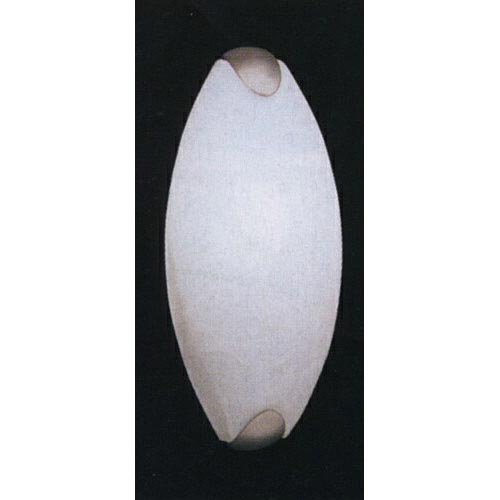 6598Ni Swiss Passport 1Lt Wall Sconce, Brushed Nickel Finish With Alabaster Swirl Glass