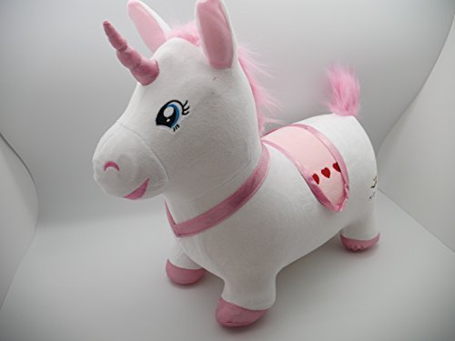 Bouncy-Inflatable-Real-Feel-Hopping-Horse-Bouncy-Horse-Plush-Inflatable-Unicorn