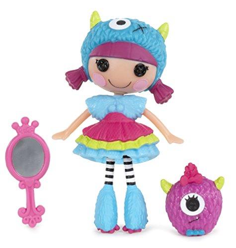 Lalaloopsy Mini Doll- Furry Grrs-a-Lot - 1