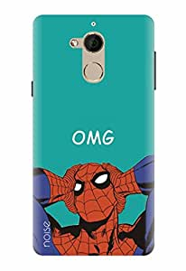 Noise Designer Printed Case / Cover for Coolpad Note 5 / Animated Cartoons / Superheroes Design