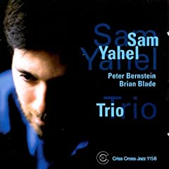 Sam Yahel cover 