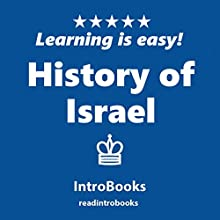 History of Israel Audiobook by  IntroBooks Narrated by Andrea Giordani