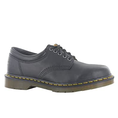Dr martens 8053 black leather mens shoes size 7 uk amazon for Amazon dr martens