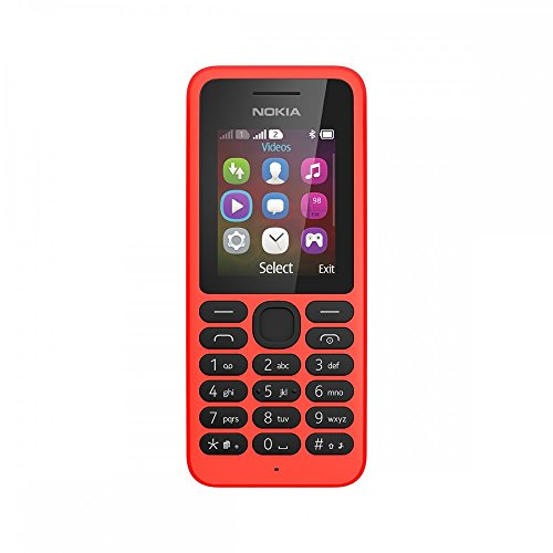 Nokia 130 Dual SIM (Red)