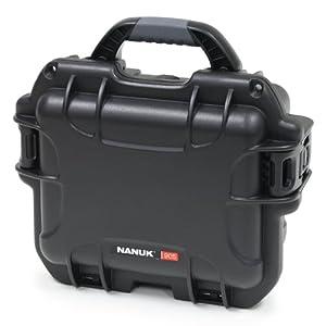 Nanuk 905 Case with Cubed Foam -Black