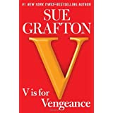 V is for Vengeanceby Sue Grafton