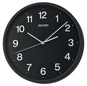 Seiko Plastic Case Wall Clock
