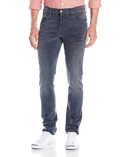 Nudie Jeans Men's Tape Ted Tapered Fit Jean