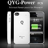QYG-Power FC8 ホワイト