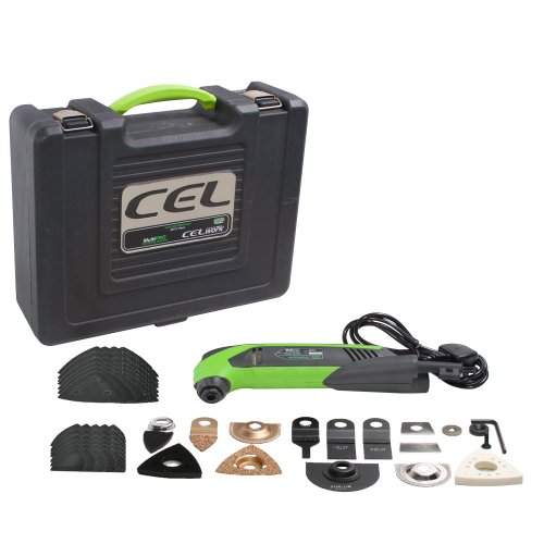 CEL MT3-C Multipro 240V AC Oscillating Multi-Tool Pack