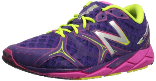 New Balance Women's 1400V2  Running Shoe,Purple/Pink,8 B US