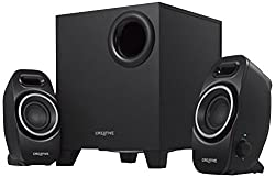 Creative SBS A255 2.1 Speaker System (Black)