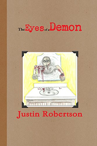 Book: The Eyes of a Demon by Justin Robertson