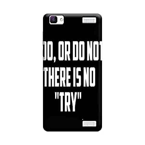 Phone Candy Designer Back Cover with direct 3D sublimation printing for Vivo V1 Max